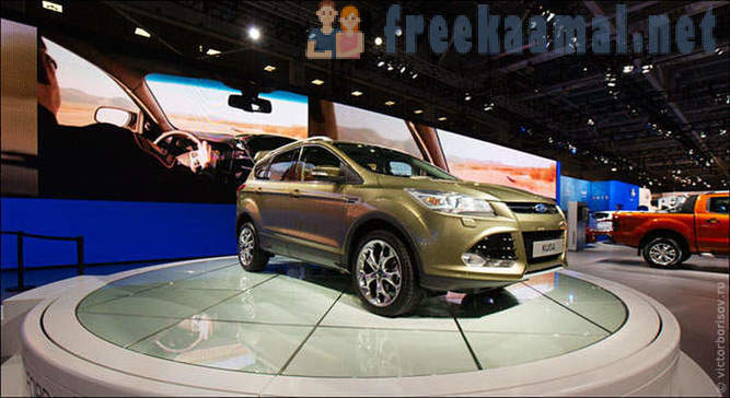 Moskva International Automobile Salon 2012