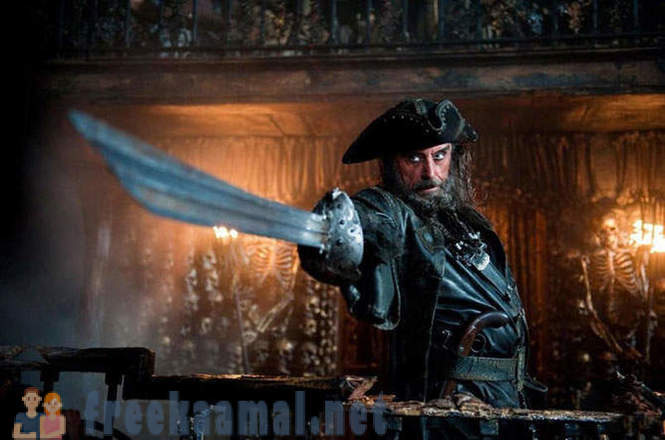 KinoFresher - Pirates of the Caribbean: On Stranger Tides